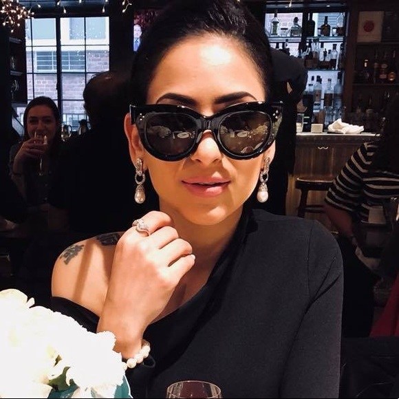 e132cba9fc82 Celine Accessories - Celine Caty cat eye sunglasses 🕶